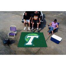 Collegiate Tulane Tailgater Outdoor Area Rug
