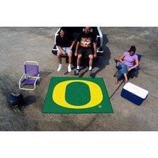 Collegiate Oregon Tailgater Outdoor Area Rug