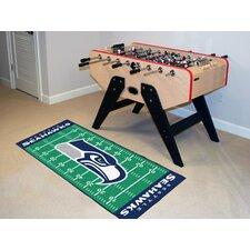 NFL Seattle Seahawks Footrun Doormat