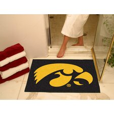 Collegiate All-Star Iowa Area Rug