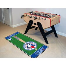 MLB Toronto Blue Jays Baseball Runner Doormat
