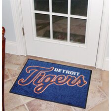 MLB Detroit Tigers All-Star Doormat