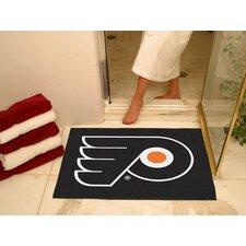 NHL Philadelphia Flyers Starter Doormat