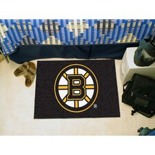 NHL Boston Bruins Starter Doormat