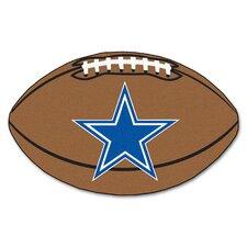 NFL Dallas Cowboys Football Doormat