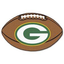 NFL Green Bay Packers Football Doormat