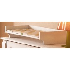Raised Changing Tray with Pad
