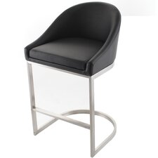 "Otus 24"" Bar Stool with Cushion"