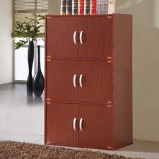 6 Door Storage Cabinet