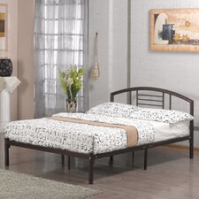 Metal Panel Bed