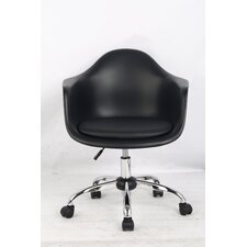Rolling Low Back Chair