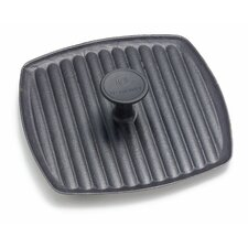 "Cast Iron 9"" Panini Press"