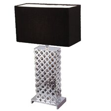 "Jasper 26"" H Table Lamp with Rectangular Shade"