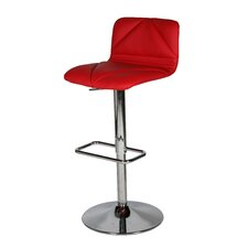 Vivo Adjustable Heigh Swivel Bar Stool with Cushion