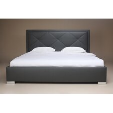 Elize Upholstered Panel Bed