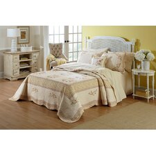 Morning Rose Bedspread Collection