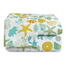 Seashore Whimsy Sheet Set