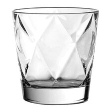 Concerto Double Old Fashioned Glass (Set of 6)