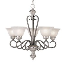 Devonshire 5 Light Chandelier