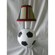 All Star Sports Soccer 1 Light Wall Sconce