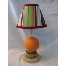 """All Star Basketball 16"""" H Table Lamp with Empire Shade"""