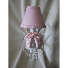 Ballerina Princess 1 Light Wall Sconce