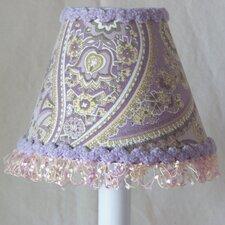 "5"" Patty Cake Fabric Empire Candelabra Shade"