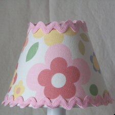 "5"" Sweet Pastel Fabric Empire Candelabra Shade"