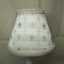 """5"""" Palace Royale Fabric Empire Candelabra Shade"""