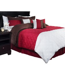 Layla 7 Piece Comforter Set