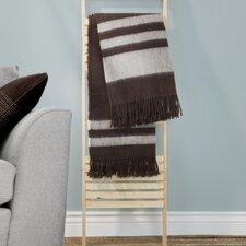 Australian Wool Blend Throw Blanket