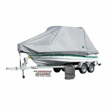 Trident Full T-Top Boat Cover