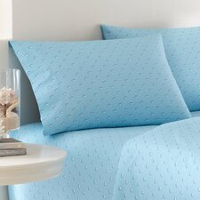 Skipjack Printed Cotton Pillowcase (Set of 2)
