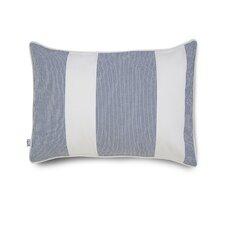 Breakwater Seersucker Cotton Throw Pillow