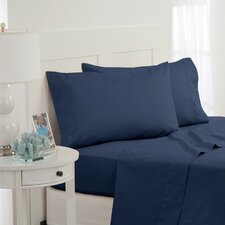 Skipjack 300 Thread Count 100% Cotton Sheet Set
