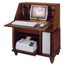 Bahama Breeze Computer Secretary Desk