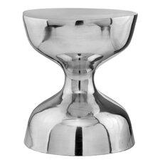 Aluminum Hour Glass Stool