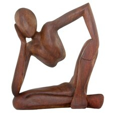Abstract Thinker Figurine
