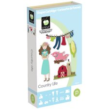 Cricut Country Life Cartridge