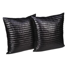 Quilted Decorative Indoor/Outdoor Throw Pillow