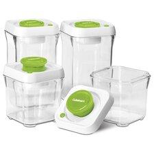 FreshEdge Vacuum-Seal 8 Piece Food Storage Container Set