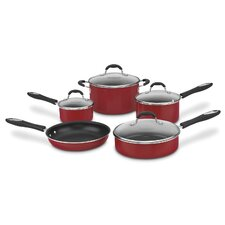 9-Piece Cookware Set with Create