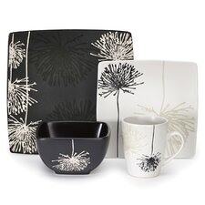 Marianne 16 Piece Dinnerware Set
