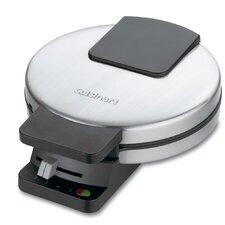 Round Classic Waffle Maker