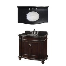 "Newport 36"" Single Bathroom Vanity Set"