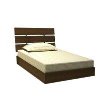 Nocce Truffle Platform Customizable Bedroom Set