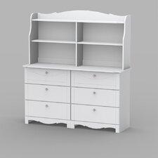 Pixel 6 Drawer Double Dresser