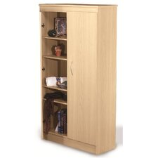 Wall Street 2 Door Storage Cabinet