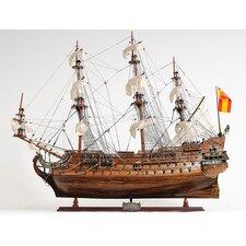Medium San Felipe Model Ship