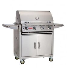 "Lonestar ""Select"" Cart Gas Grill"